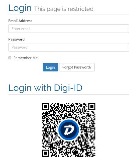 Digi-ID - Integration